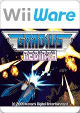 Cover for Gradius ReBirth.