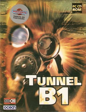 Cover for Tunnel B1.