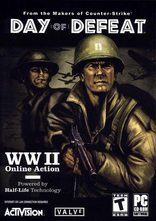 Cover for Day of Defeat.