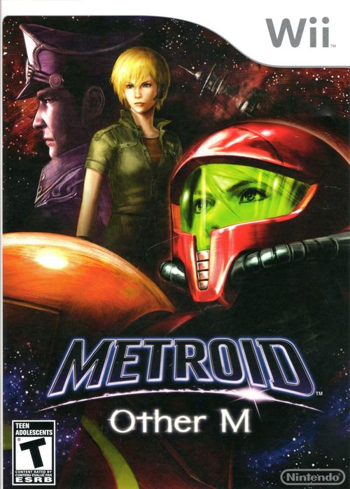 Cover for Metroid: Other M.