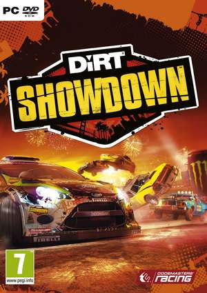 Cover for Dirt: Showdown.