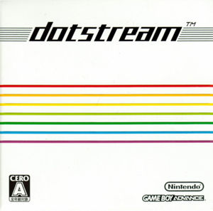 Cover for Dotstream.