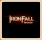 Cover for IronFall: Invasion.