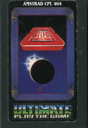 Cover for Alien 8.