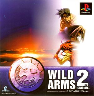 Cover for Wild Arms 2.