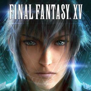 Cover for Final Fantasy XV: A New Empire.
