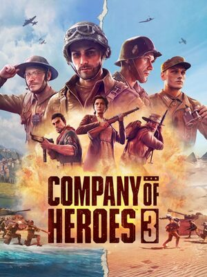 Cover for Company of Heroes 3.