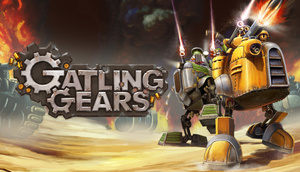 Cover for Gatling Gears.