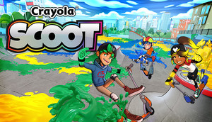 Cover for Crayola Scoot.