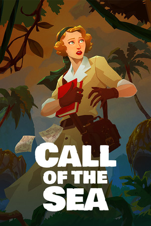 Cover for Call of the Sea.