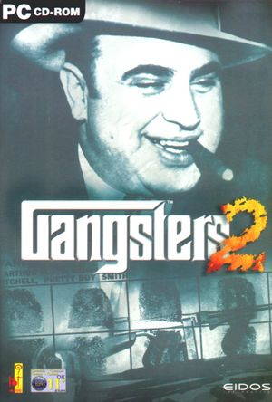 Cover for Gangsters 2.