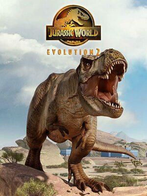 Cover for Jurassic World Evolution 2.