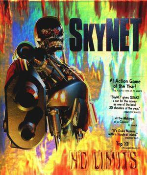 Cover for SkyNET.