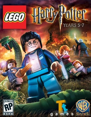 Cover for Lego Harry Potter: Years 5–7.