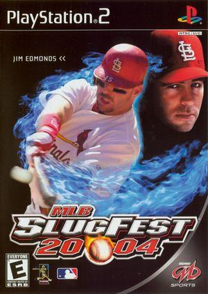 Cover for MLB Slugfest 20-04.