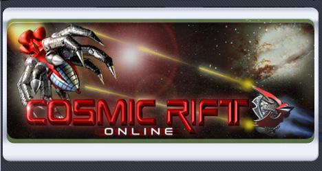 Cover for Cosmic Rift.