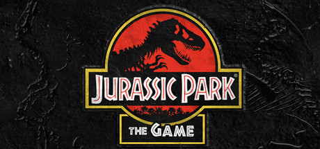 Cover for Jurassic Park: The Game.