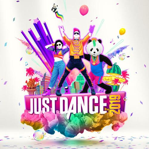 Cover for Just Dance 2019.