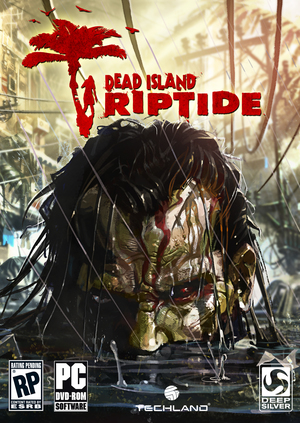 Cover for Dead Island Riptide.