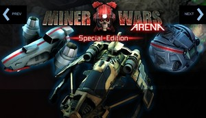Cover for Miner Wars Arena.