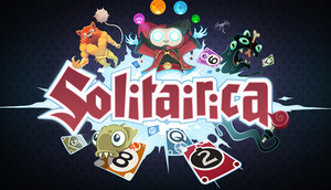 Cover for Solitairica.