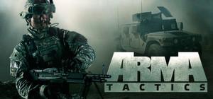 Cover for ARMA Tactics.