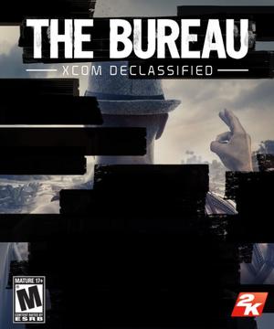 Cover for The Bureau: XCOM Declassified.