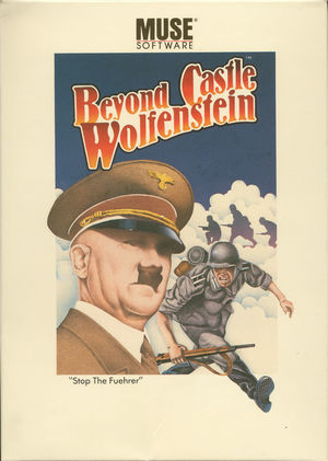 Cover for Beyond Castle Wolfenstein.