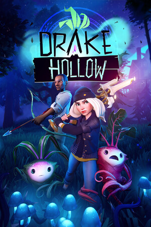 Cover for Drake Hollow.
