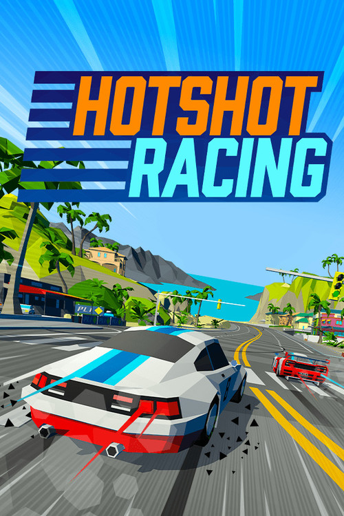 Cover for Hotshot Racing.