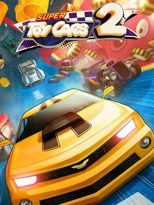 Cover for Super Toy Cars 2.