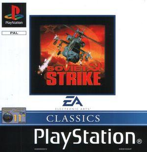 Cover for Soviet Strike.