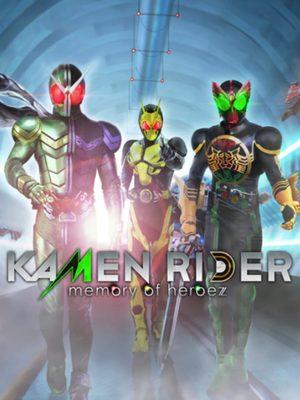 Cover for Kamen Rider: Memory of Heroez.