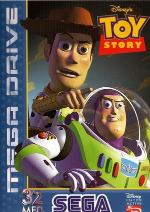 Cover for Toy Story.