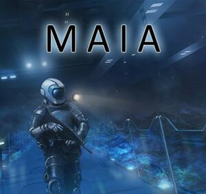 Cover for Maia.