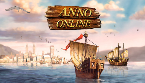 Cover for Anno Online.
