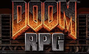 Cover for Doom RPG.