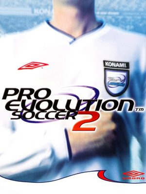 Cover for Pro Evolution Soccer 2.