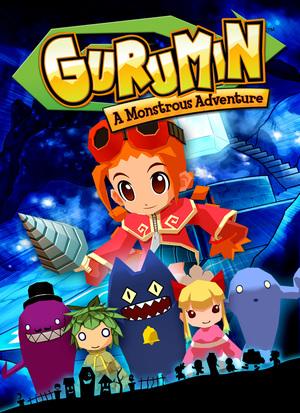Cover for Gurumin: A Monstrous Adventure.