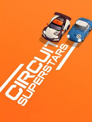 Cover for Circuit Superstars.