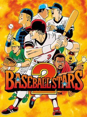 Cover for Baseball Stars 2.