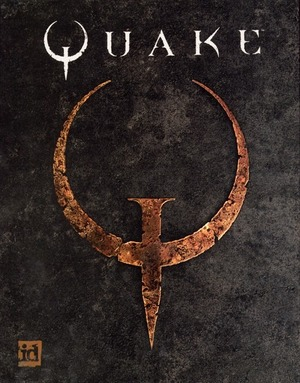 Cover for Quake.