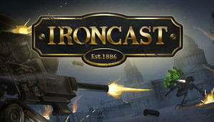 Cover for Ironcast.