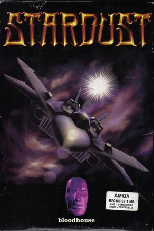Cover for Stardust.