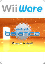 Cover for Art of Balance.