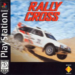 Cover for Rally Cross.