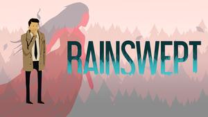 Cover for Rainswept.