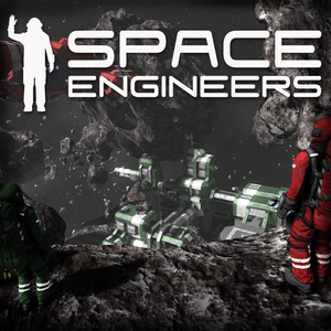 Cover for Space Engineers.