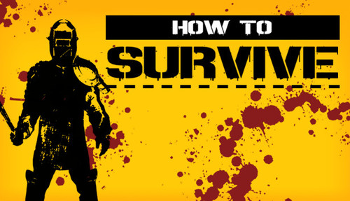 Cover for How to Survive.