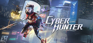 Cover for Cyber Hunter.